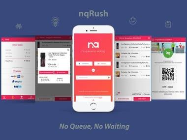 nqRUSH - Shopping APP
