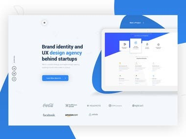 Brand Identity UX Design Agency