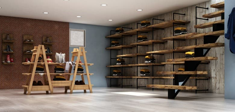 3D Modeling and Designing of Retail Store | Freelancer