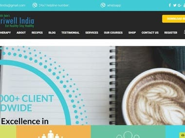 Nutriwell India Health and dietitian