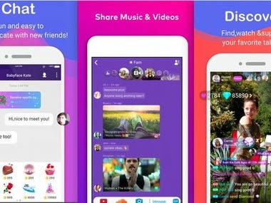 Airtime: Live Group Video Chat