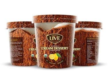 IceCream Product packaging Design