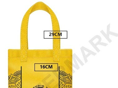 5 tote bag design with new latest design and pattern