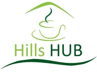 Logo Hills HUB