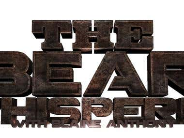 The Bear Whisperer 3D Logo