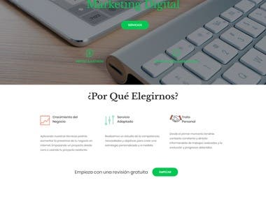 Máster en Marketing Digital y Analítica Web