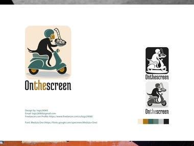Logo Onthescreen