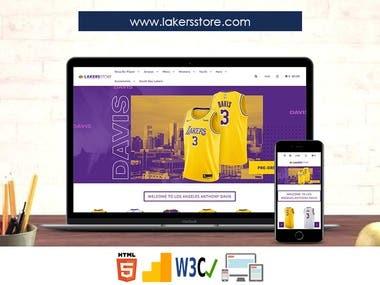 Laker's Store
