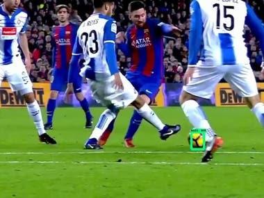 Football Ball Detection