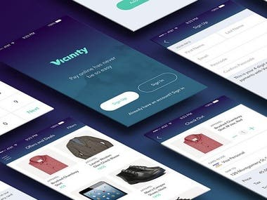 Web & Mobile UI, UX Design