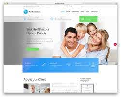 Medical WebSite(Wordpress & Codeigniter)