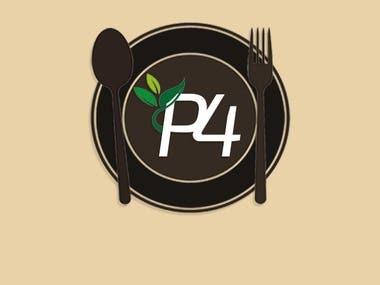 P4 Company Logo Design