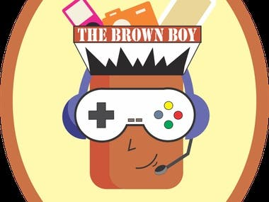 Logo For The Brown Boy Channel