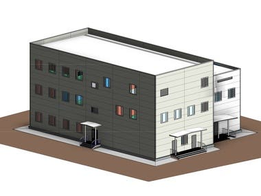 Design of Office Building