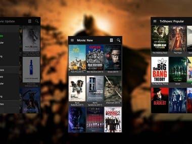 Online Movies App