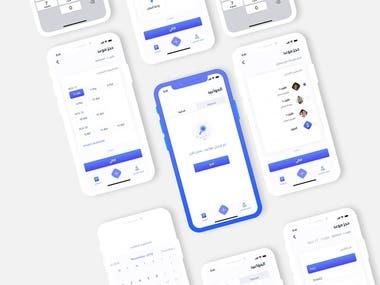 Smile Doctor App UX/UI