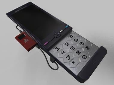 Cyberpunk Cellphone