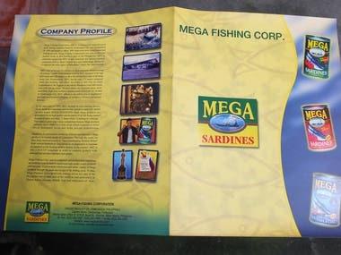 Mega Sardines Brochure