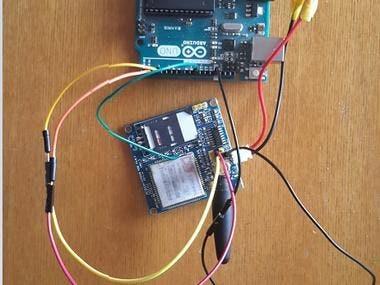 Arduino Programming with SIM7600CE