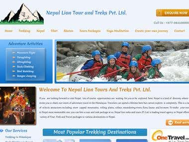 Nepal Lion Tour and Treak