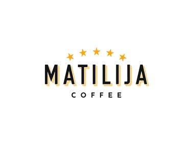 Coffe brand logo
