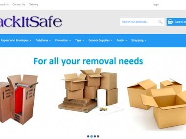 Packitsafe – Remote Project Management