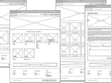 Blue Spark Publishing - Design Documentation