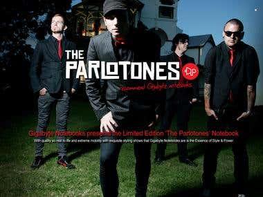 FHM Parlotones Magazine