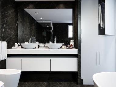 Interior desing Bathroom