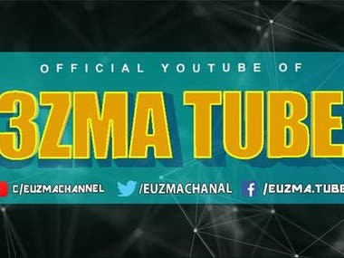 3zma Tube YouTube banner channel