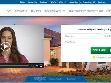 Blue Eyes Properties LLC