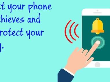 Anti-Theft Alarm App