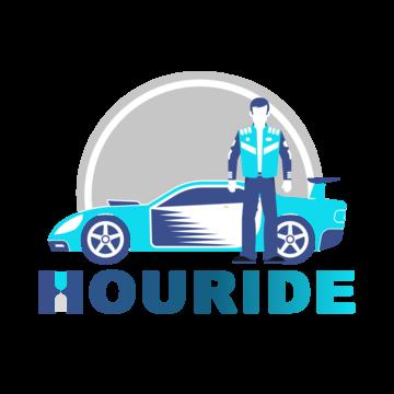 Graphic Design for houride.com
