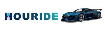 Website designed for car rental company