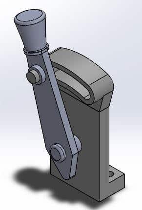 Contro Handle Assembly
