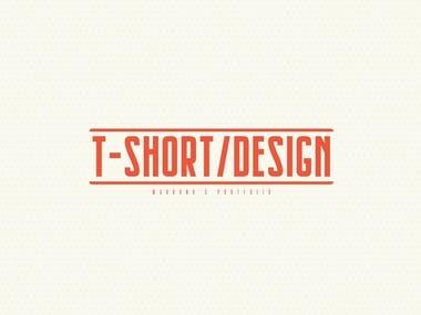 T-short design