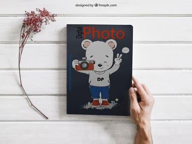I Will Design A Professional Magazine Cover