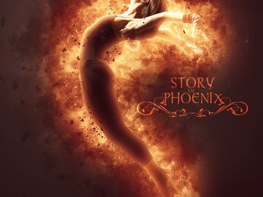 Story Of The Phoenix | Digital Art
