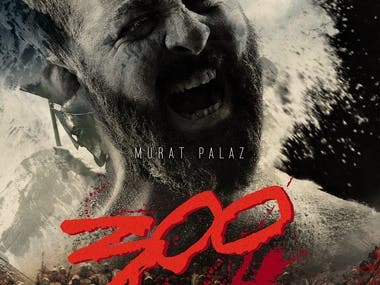 300 Murat Palaz | Movie Poster