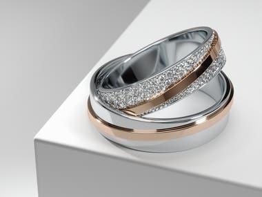 Jewelry visualization