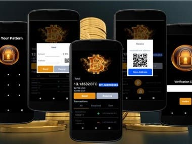 BTC_Wallet(Android)