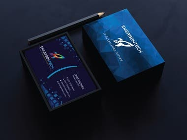 Business Card Design _2