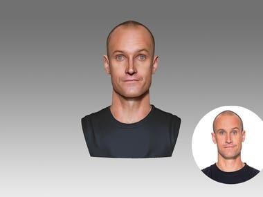 3d Face Models