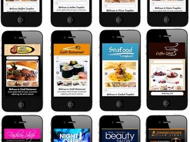 Html For Mobile App
