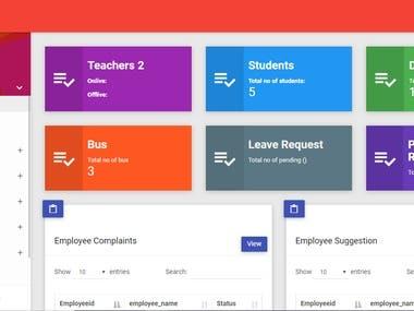 School Management Services