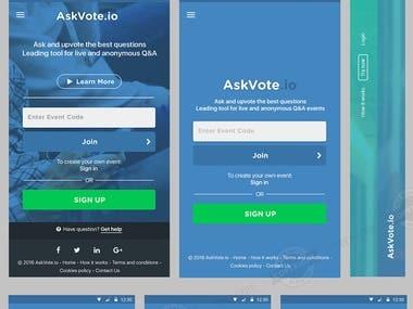 AskVote.io