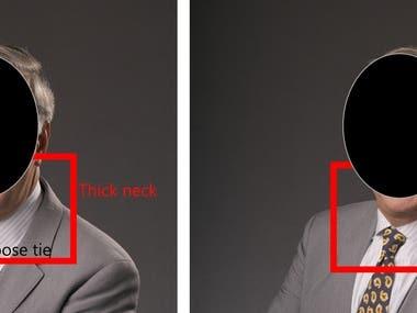 Photo correction