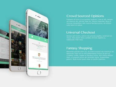 The Mall - Peer guided shopping