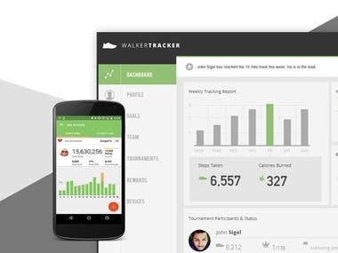 WalkerTracker - Performance metrics