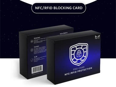 NFC/RFID Blocking Card